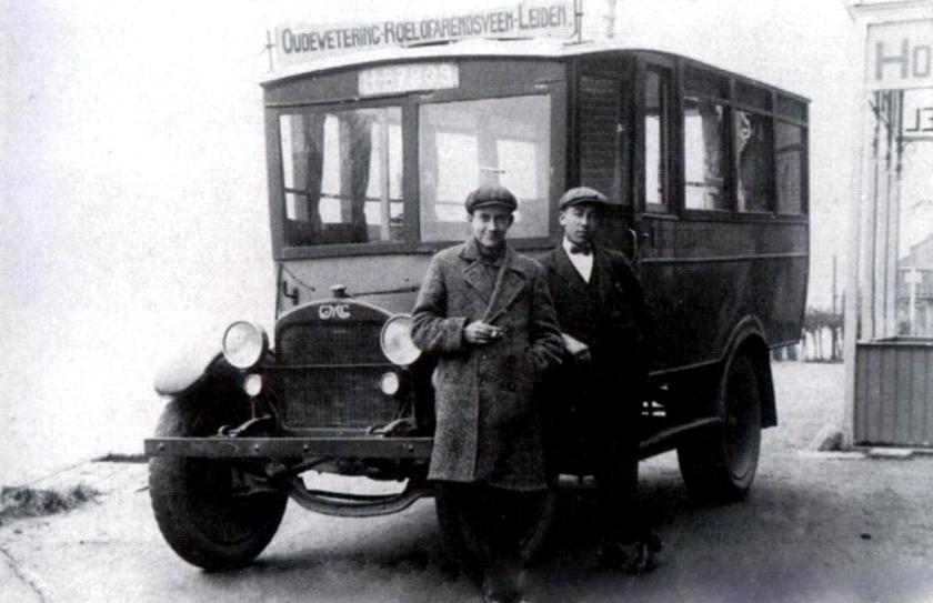1925 bij Het Wapen van Alkemade