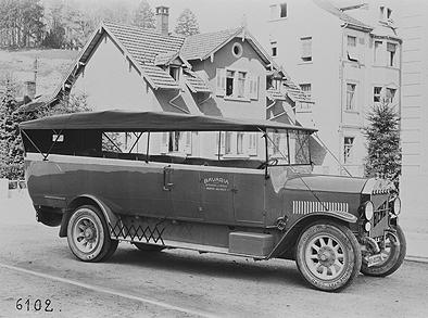 1925 Mercedes Benz 1 CN Daimler Benz AG