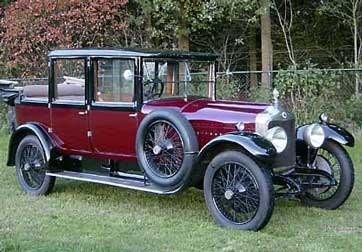 1925 Minerva a