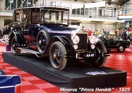 1925 Minerva Prins Hendrik