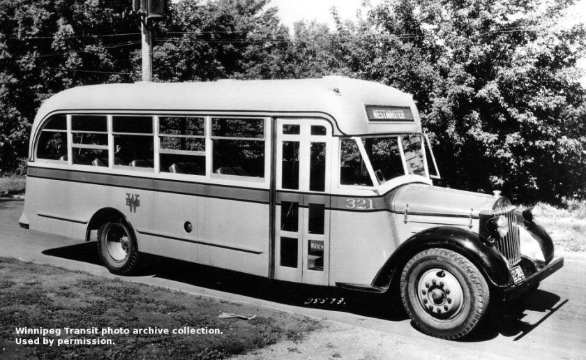 1926 Mack AB 25pass