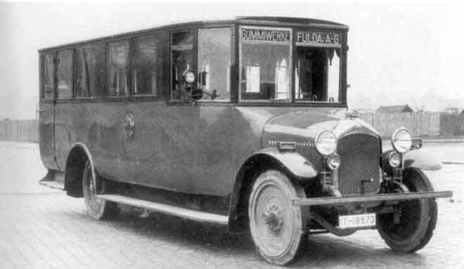 1926 MAN tipo NOB