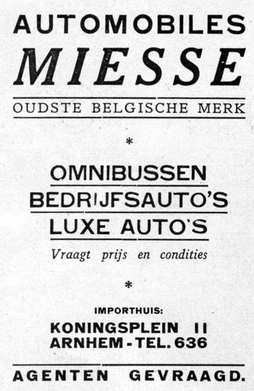 1926 Miesse-1926-11-24-miesse a
