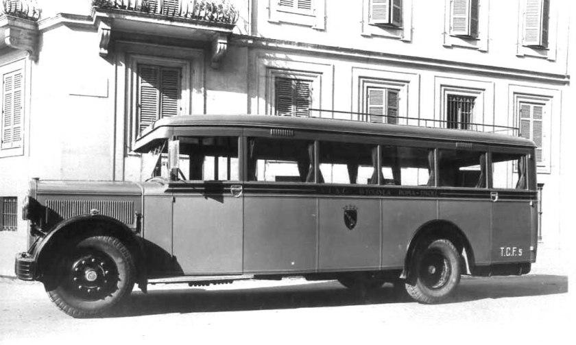 1927-30 Lancia Omicron Macchi b