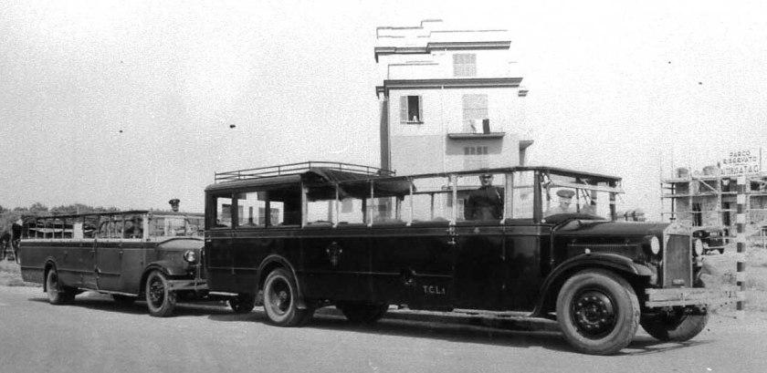 1927-30 Lancia Omicron Macchi c