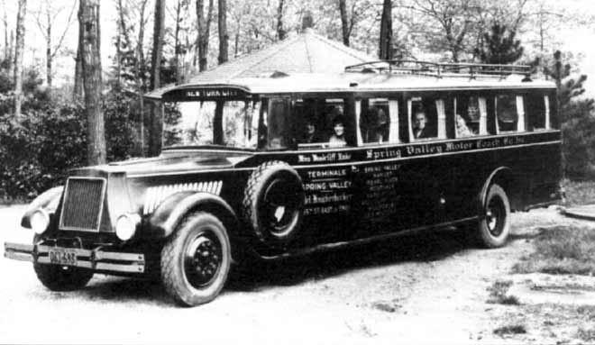 1927 Mack AL