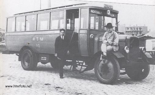 1927 Minerva 10 HTM