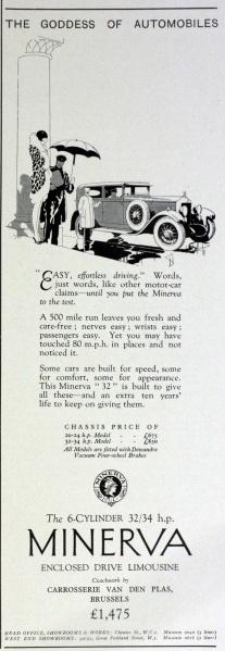 1928 0414CL-Minerva