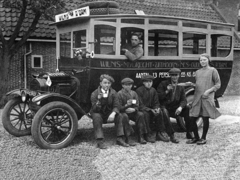 1928 Maarse & Kroon ., Aalsmeer Wilnis