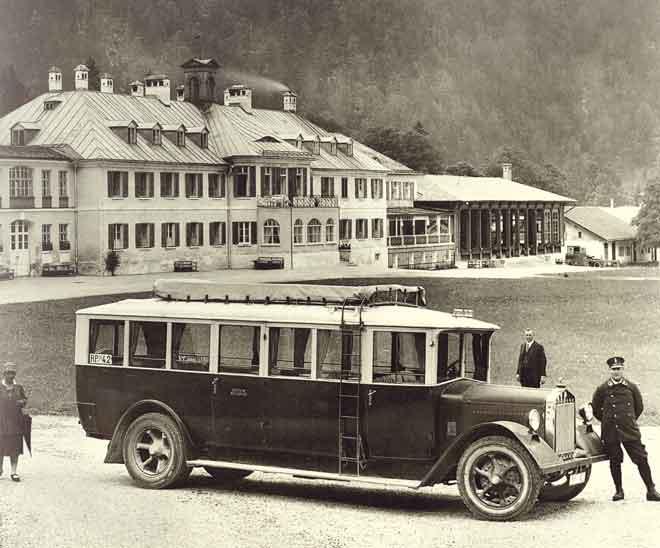 1928 Mercedes-Benz N2