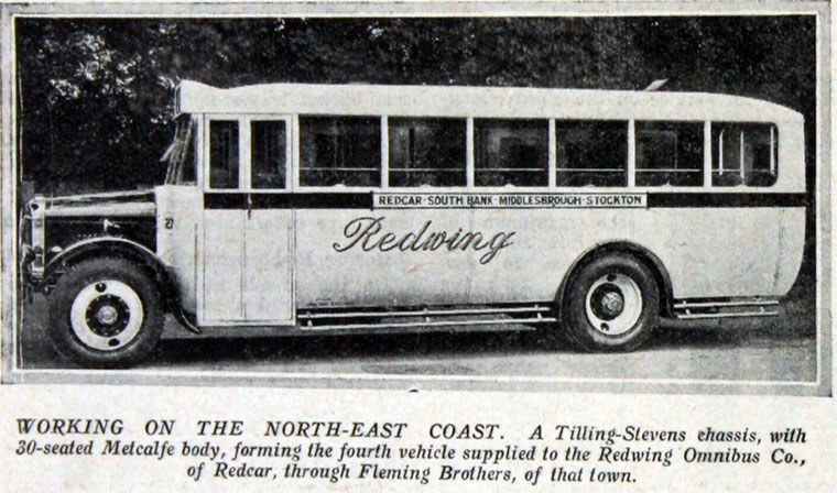 1928 Metcalfe's Coachwork (London)