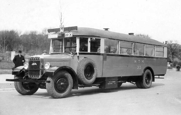 1928 Minerva ARM HTM 35