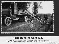 1929 LKW MANNESMANN MULAG