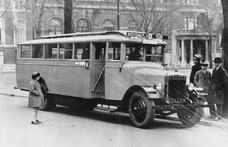 1929 Minerva 16