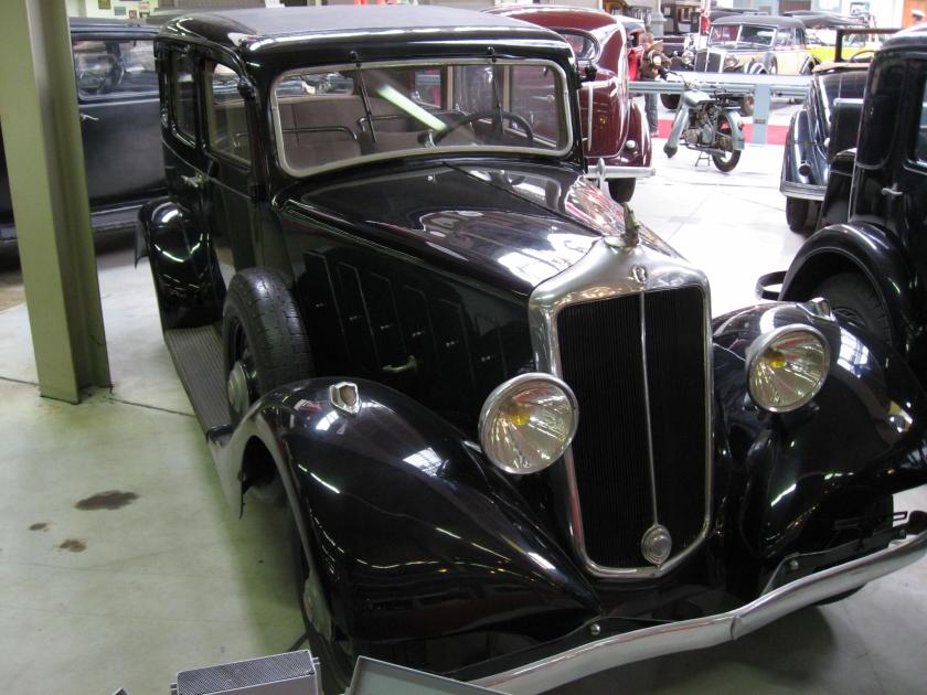 1929 Minerva (Minerva AE) 20 HP 6 cylinders 3382 cc