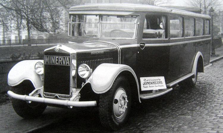 1929 Minervabus Jonckheere B