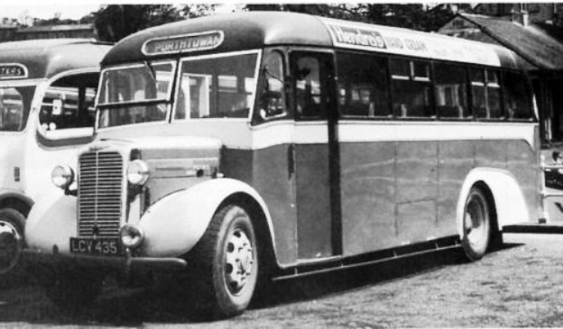 1929 OC7 Myers Bowman Ltd. of Distington Cumberland.