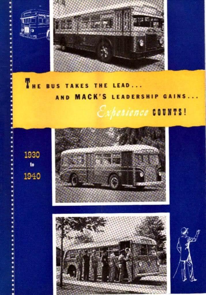 1930-40 Mack Ad GBLMACKBROCHURE
