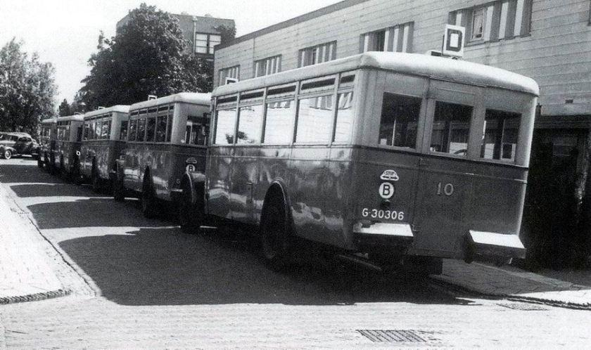 1930 Magirus-Deutz AG (via Geesink, Weesp) - Werkspoor, Zuilen a A'dam