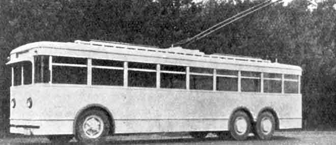 1931 MAN- Siemens trolley