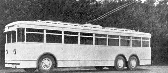 1931 MAN- Siemens trolley