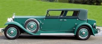1931 Minerva 8 AL Rollston