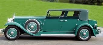 1931 Minerva 8 AL Rollston