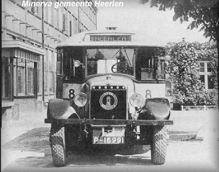 1933 Bus Imperia Minerva
