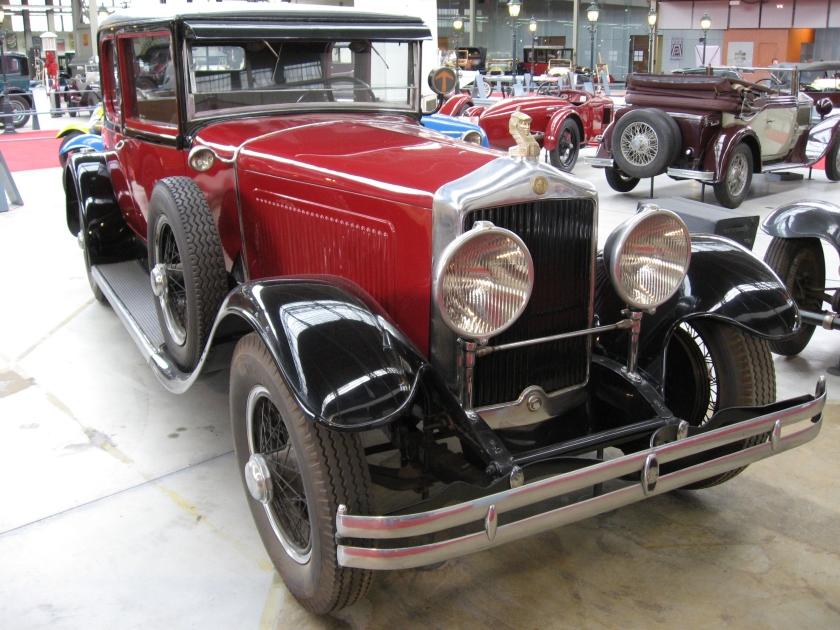 1933 Minerva
