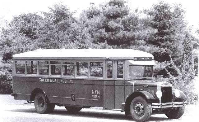 1933Mack Model 6BC3S