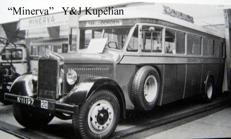 1934 Minervabus HTM B
