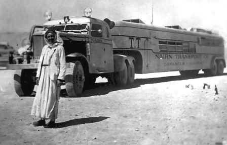 1935 damascus to bagdad silver bullet nairn transport 2