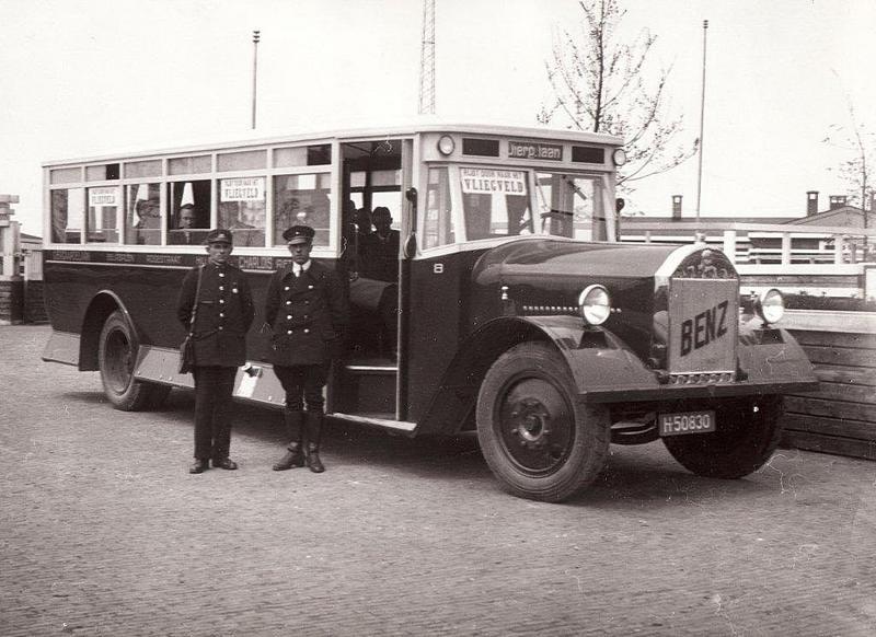 1935 Maarse & Kroon 8 Lijndienst R'dam-Waalhaven foto KLM