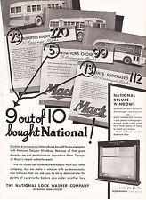 1935 Mack Trucks Inc Passenger Buses
