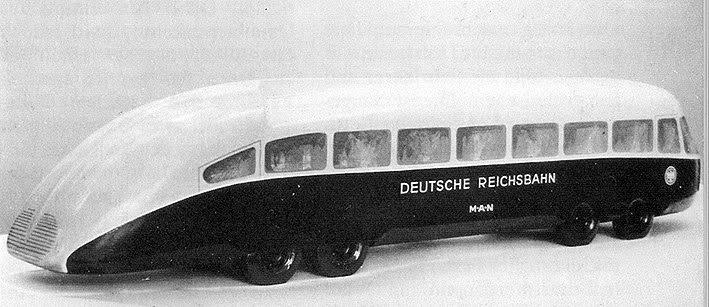 1935 MAN concept Bus