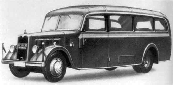 1935 MAN Diesel