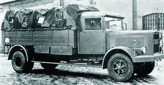 1935 MAN F1H6