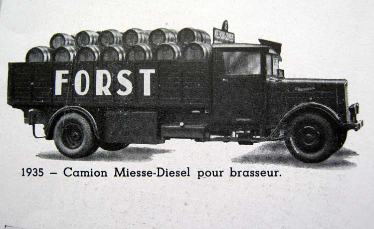 1935 miesse Forst