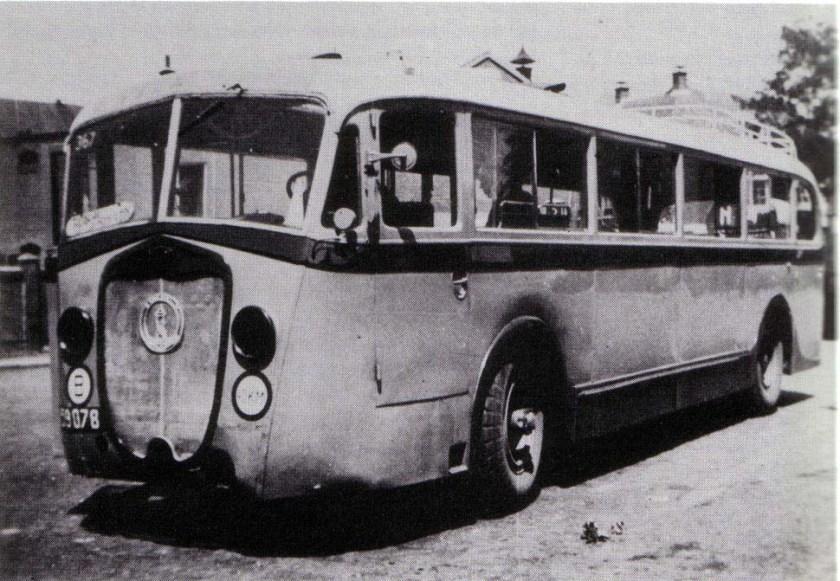 1935 Minerva Verheul Vitesse ex ATO RD31