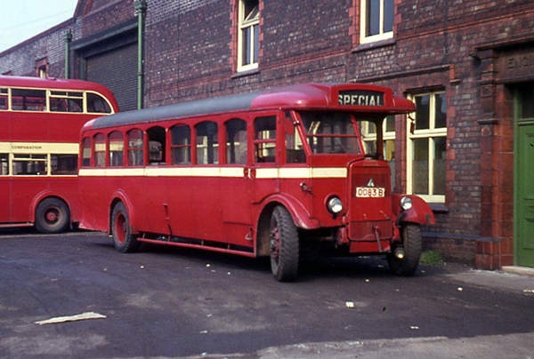 1935. The Leyland LT7 with a Massey B32R body wi39