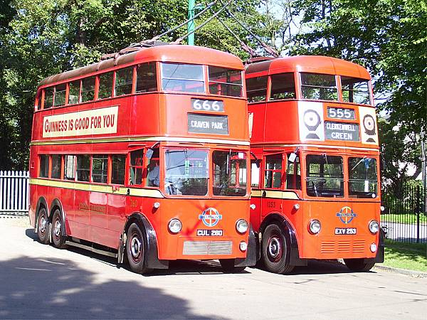 1936 AEC 664T with Metro-Cammell H40-30R body
