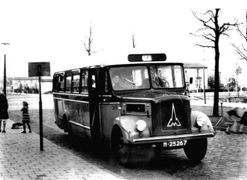 1936 Magirus Deutz De City 35