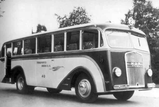 1936 MAN Diesel