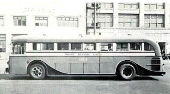 1937 Mack Model 'CT'