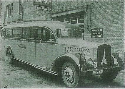 1937 Magirus Römkens P-2410