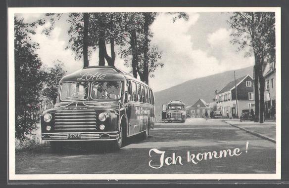 1937 MAN Reisbus