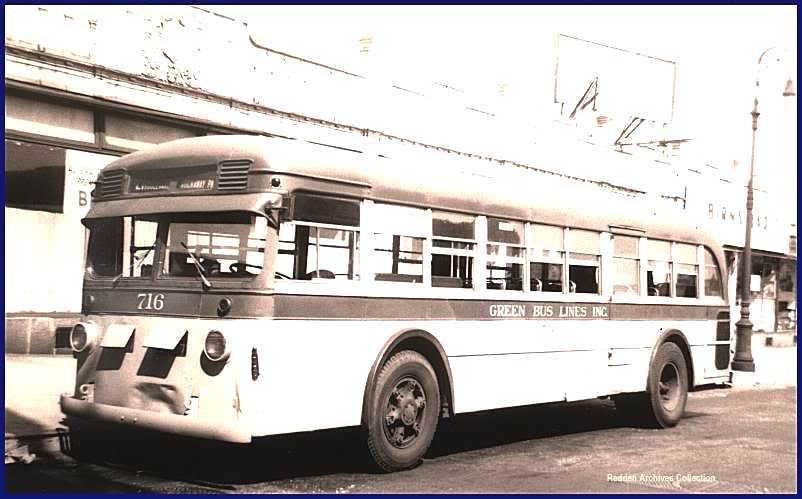 1938 Mack Model CT-3G GBL716