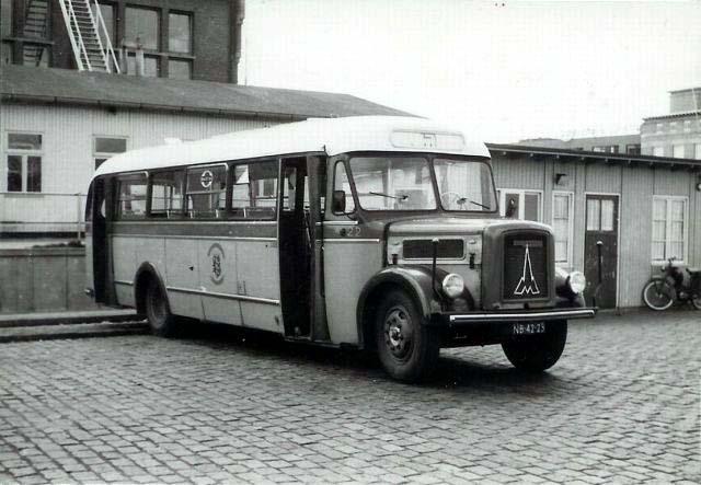 1938 Magirus Deutz 3322