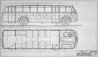 1938 Merc Benz OP 3750