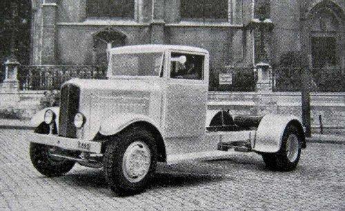 1939 Camion Auto Miesse B